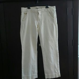 Anthro DAUGHTERS OF THE LIBERATION Crop Pants